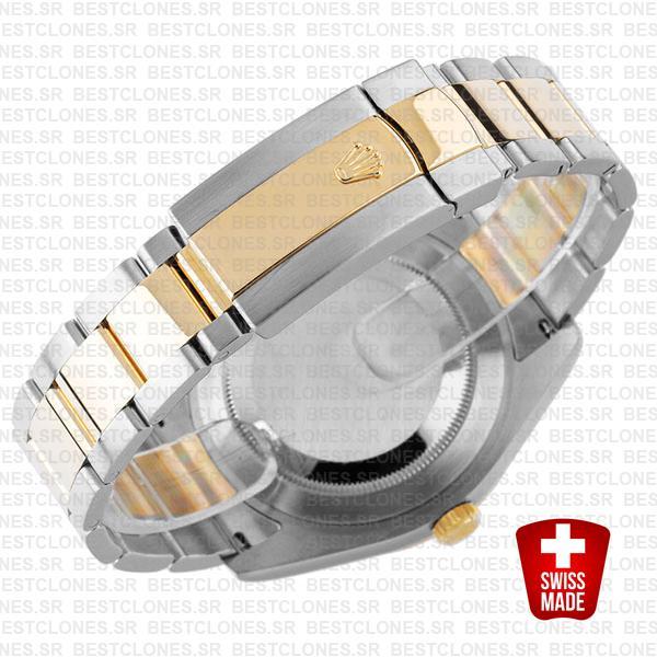 Rolex Datejust Ii 2 Tone 41mm 116333 Replica