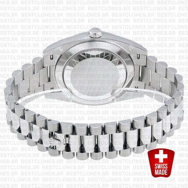 Rolex Day Date 40 White Gold 40mm 228239 Swiss Replica
