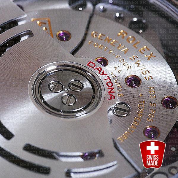 Rolex 4130 Swiss Clone