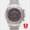 Rolex Daytona Ss White Gold Black Arabic 40mm 116509