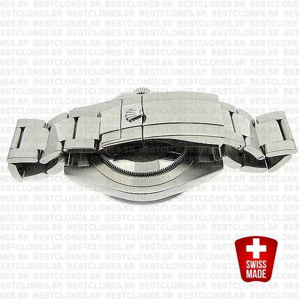Rolex Gmt Master Ii Ss Black Ceramic 40mm 116710