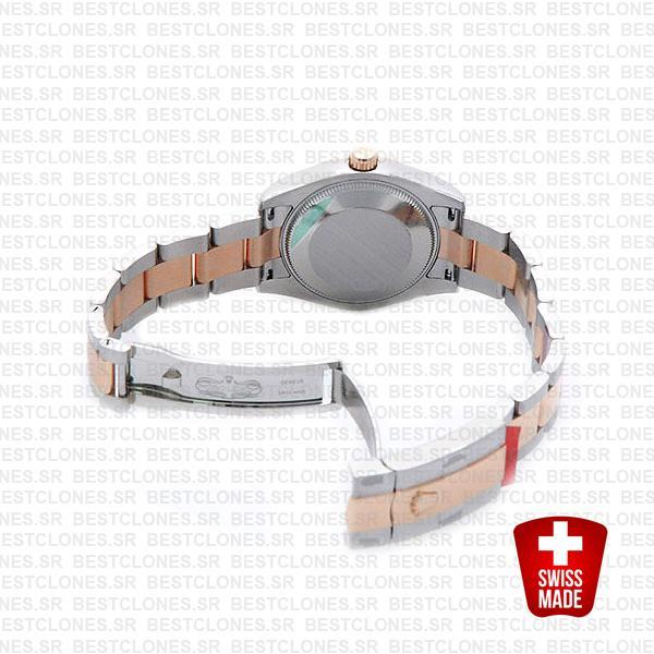 Rolex Datejust 31mm Oyster Rg 2 Tone