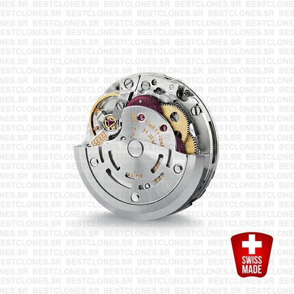 Rolex 2235 Swiss Cloned Movement