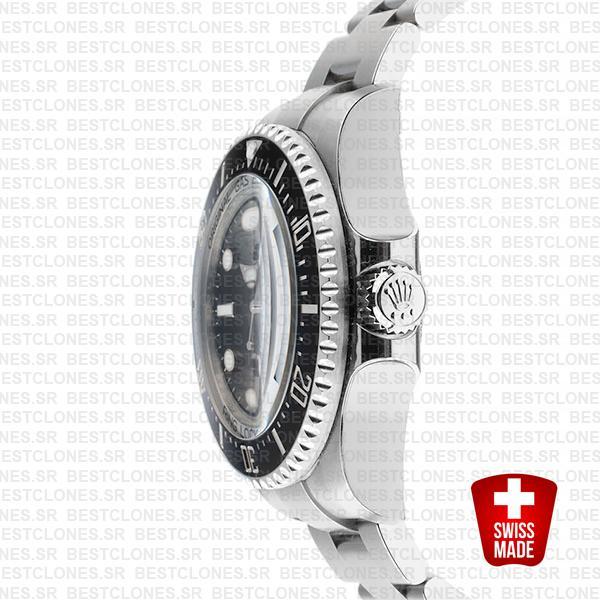 Rolex Deepsea Black Dial 44mm 126660 Swiss Replica