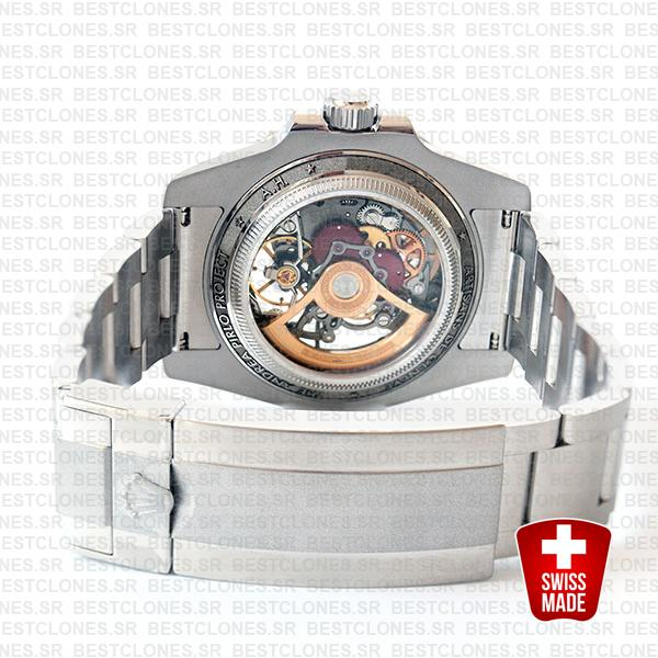 Artisans De Geneve Andrea Pirlo Project Skeleton Rolex Submariner 114060 Swiss Replica