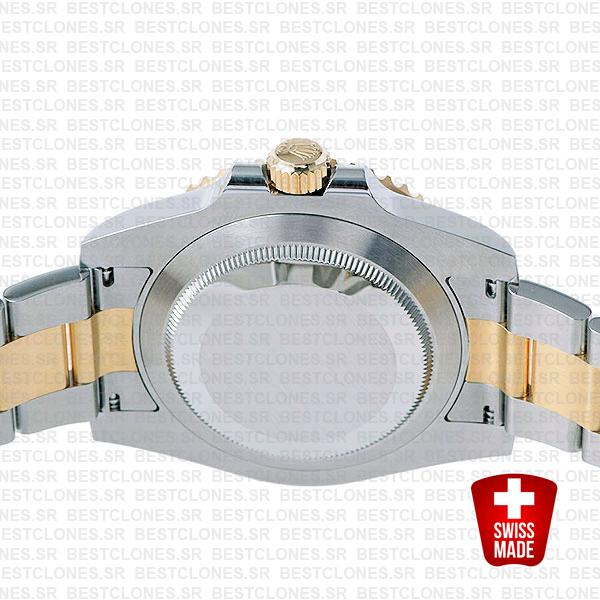 Rolex Submariner 2 Tone Ceramic 40mm 116613