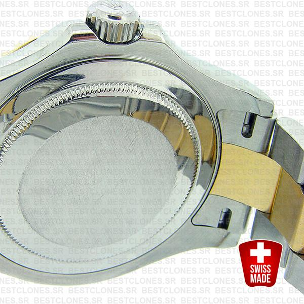 Rolex Yacht Master 2 Tone Yellow Gold 40mm
