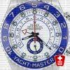 Rolex Yacht Master Ii Steel White Dial 44mm 116680